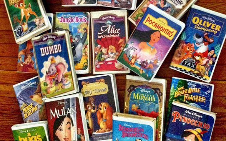 ¡Las mejores películas de Disney en la década de los 90's!