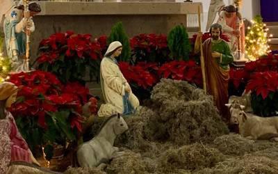 Fotos De Navidad Del Nino Jesus.Navidad Epoca De Recordar El Nacimiento Del Nino Jesus