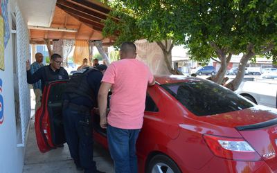 Perciben Mal Trato Por Agentes Del Sat Tribuna De San Luis