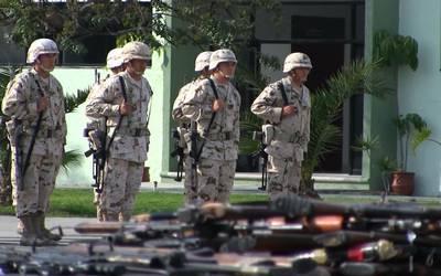 Resultado de imagen para Ejército asegura armas